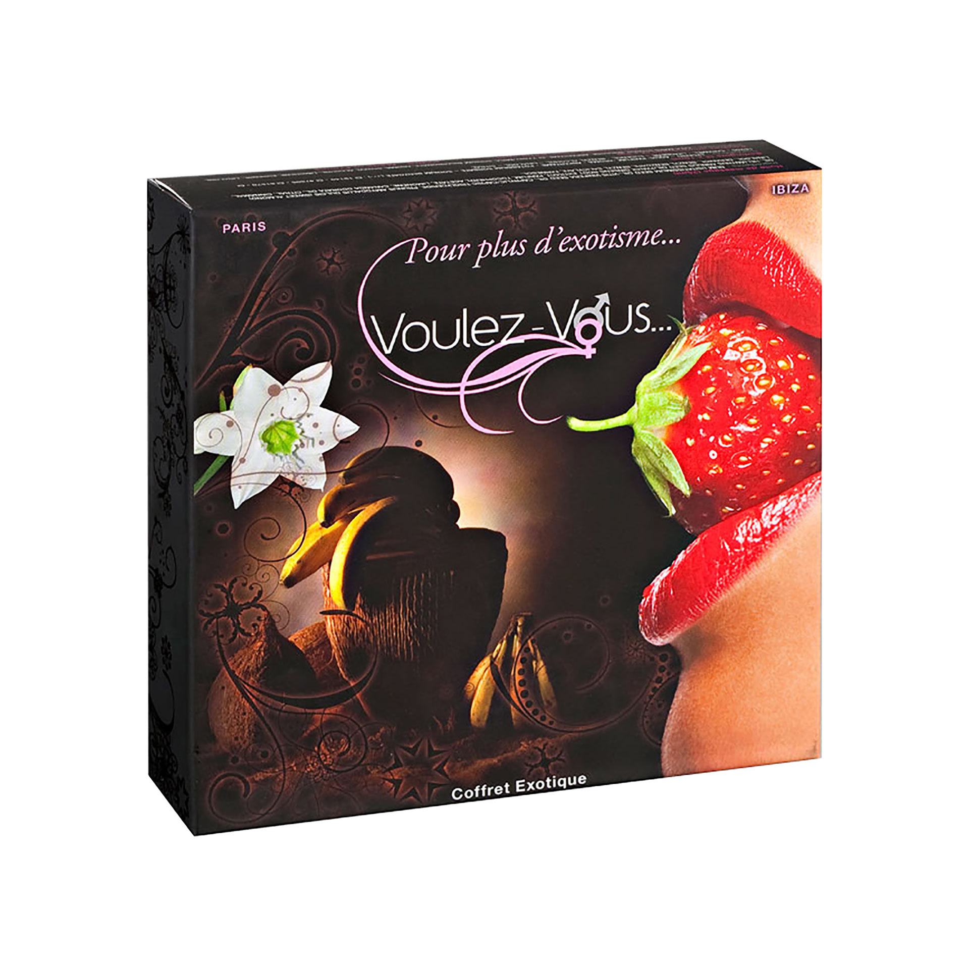 Coffret Exotics de Massage