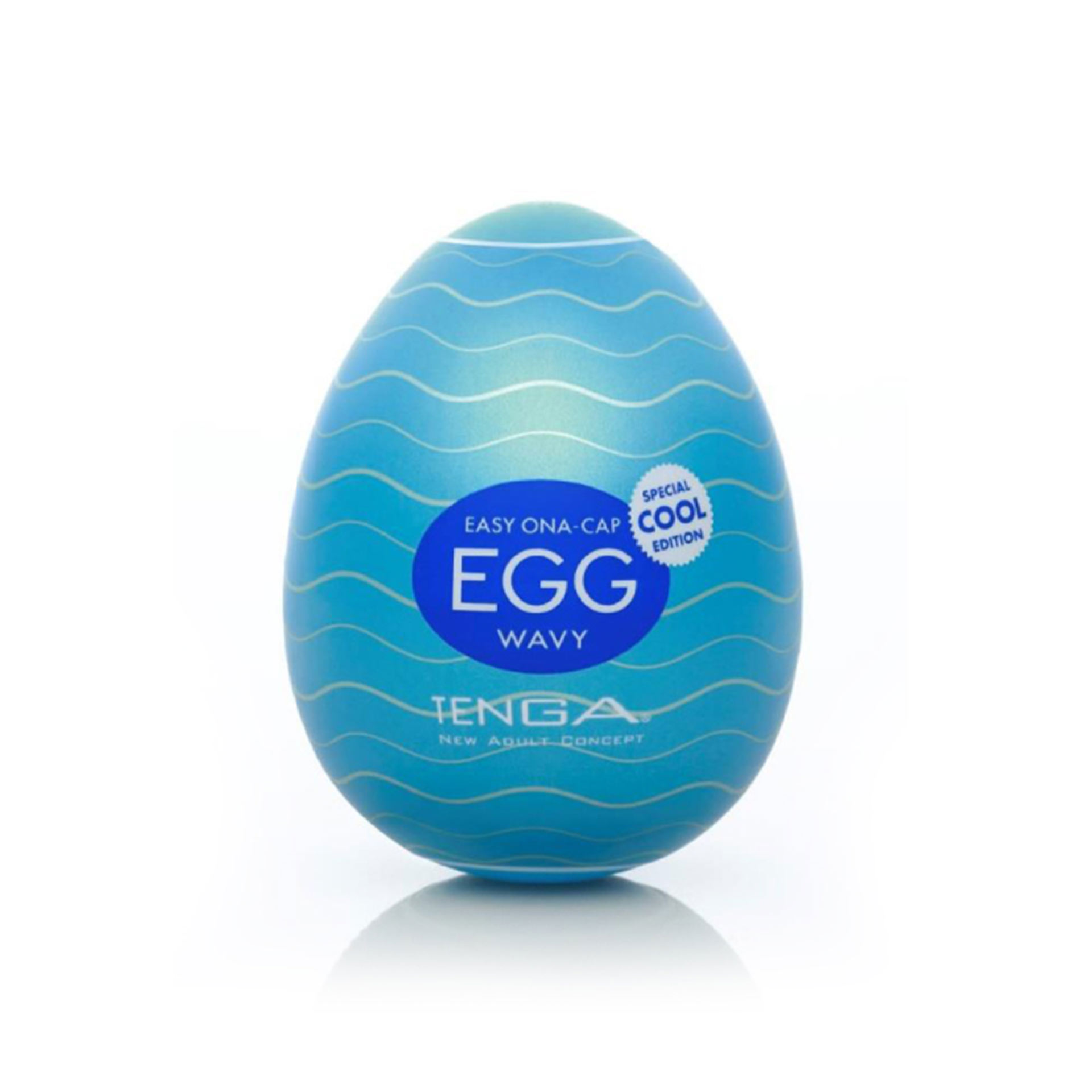 Masturbateur Egg Cool Edition