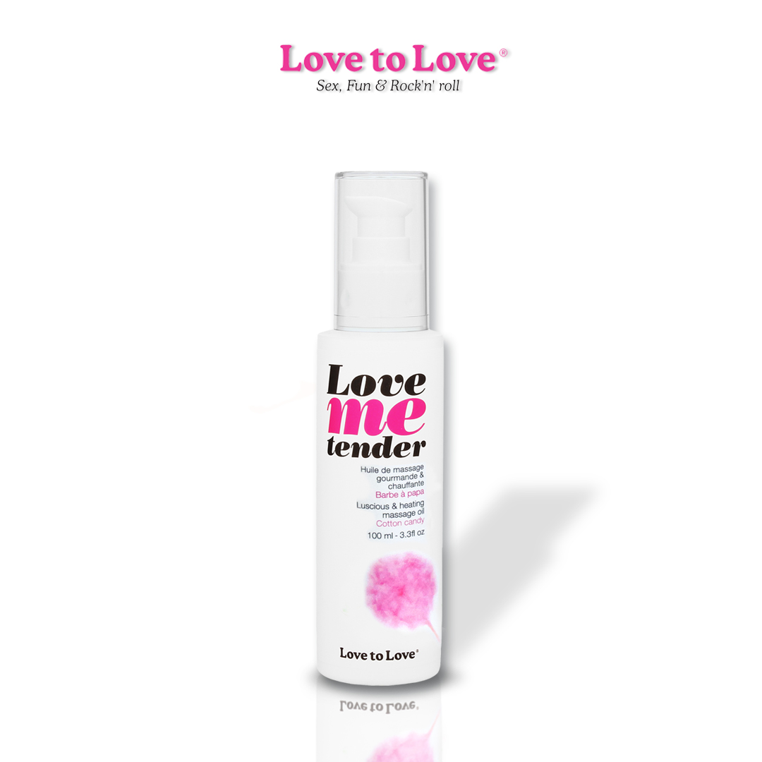 Huile de Massage Love me Tender / 100 ml Parfum