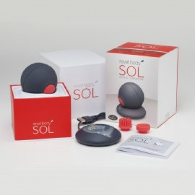 Stimulateur Clitoris Sol Sonic Vibrator - photo 6