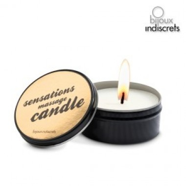 Bougie de Massage Sensation Massage Candle - photo 0