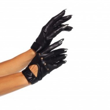 Gants Catwoman - photo 0
