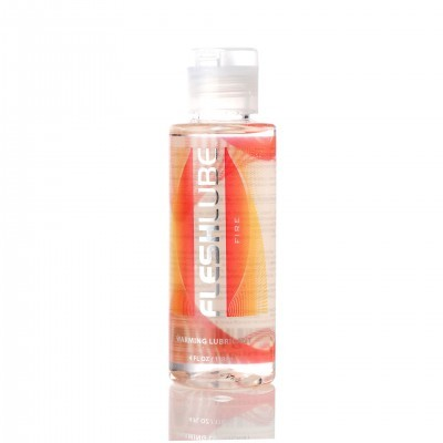 Lubrifiant Base Eau Fleshlube Fire 100 ml