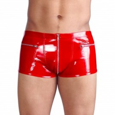 Boxer Vinyl Rouge - photo 0