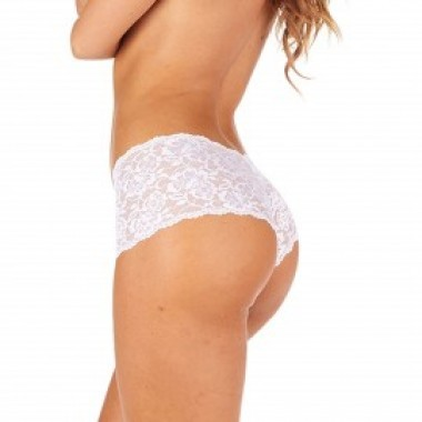 Shorty Ouvert Dentelle Libertine Luxure - photo 1