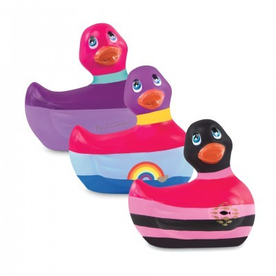 Mini Canard Vibrant I Rub My Duckie 2.0 Colors