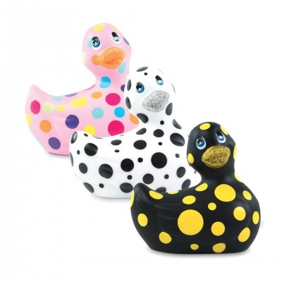 Mini Canard Vibrant I Rub My Duckie 2.0 Happiness