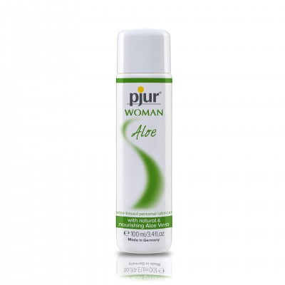 Lubrifiant Woman Aloe 100 ml
