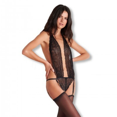 Body String Ouvrable - Le Petit Secret