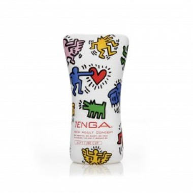 Masturbateur Soft Tube Cup Keith Haring Collection - photo 0