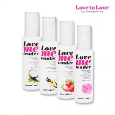 Huile de Massage Love me Tender / 100 ml - photo 2